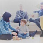 Rådgivning og vejledning til småbørnsforældre